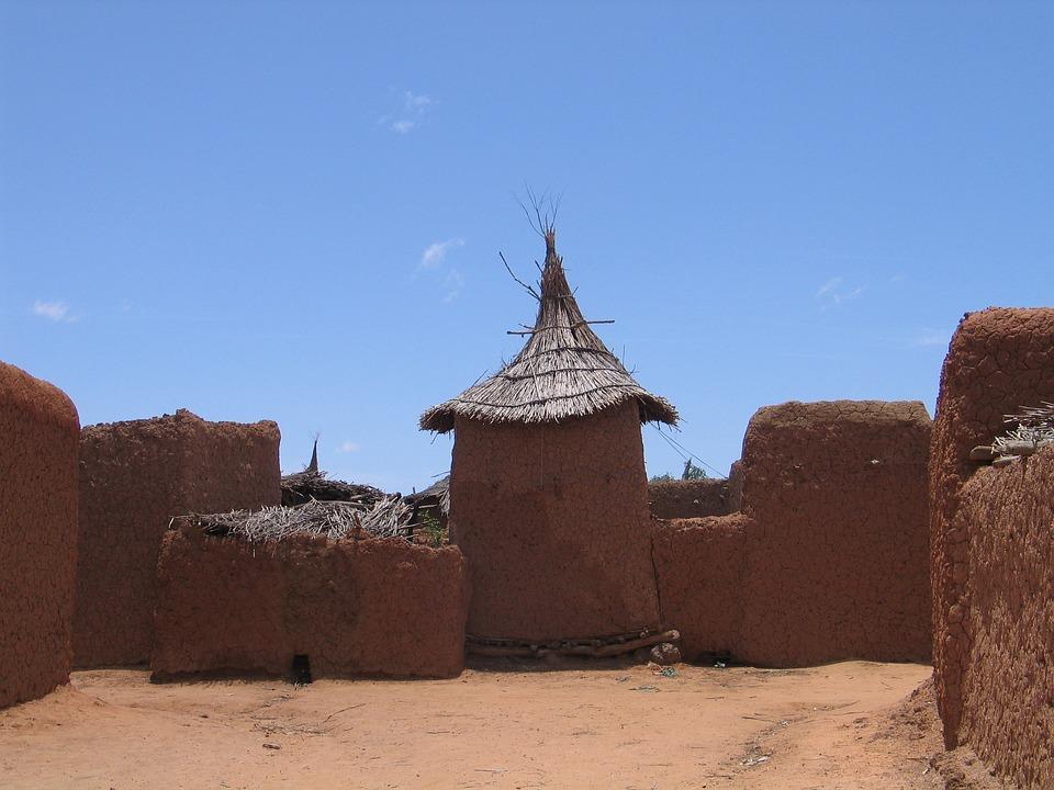 Africa Village (PD)