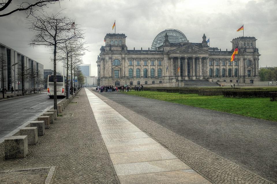 Berlin Reichstag (PD)