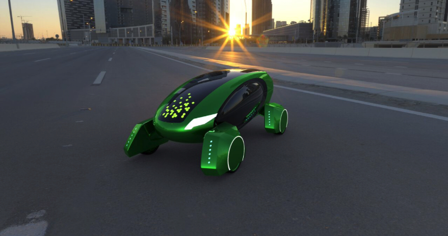 Kar-go driverless delivery vehicle