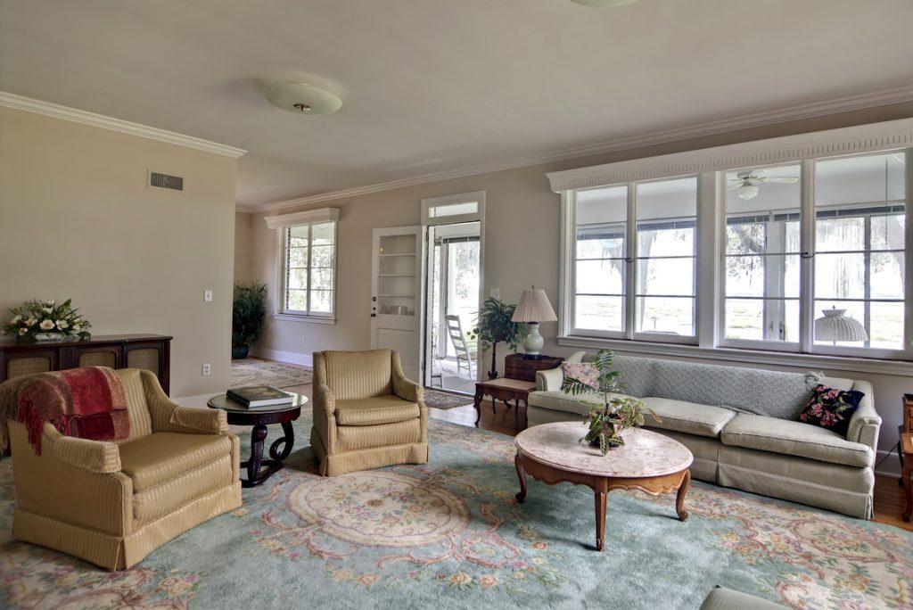 Living Room 1990s