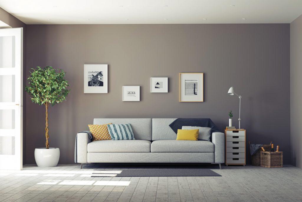 Living Room 2000s