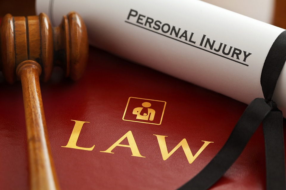 Personal injury claims (PD)