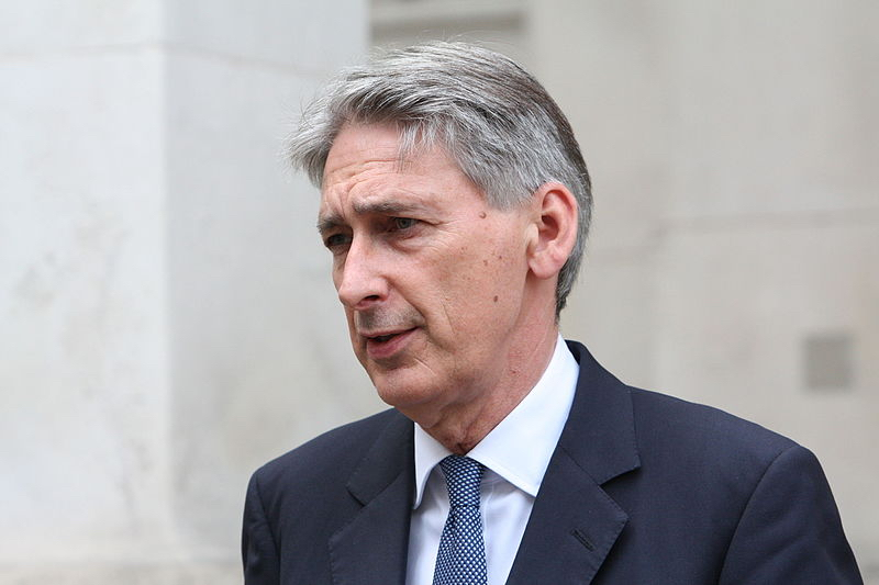 Philip Hammond By FCO (OGL)