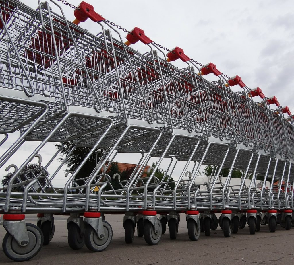 Shopping Trolleys 2 (PD)