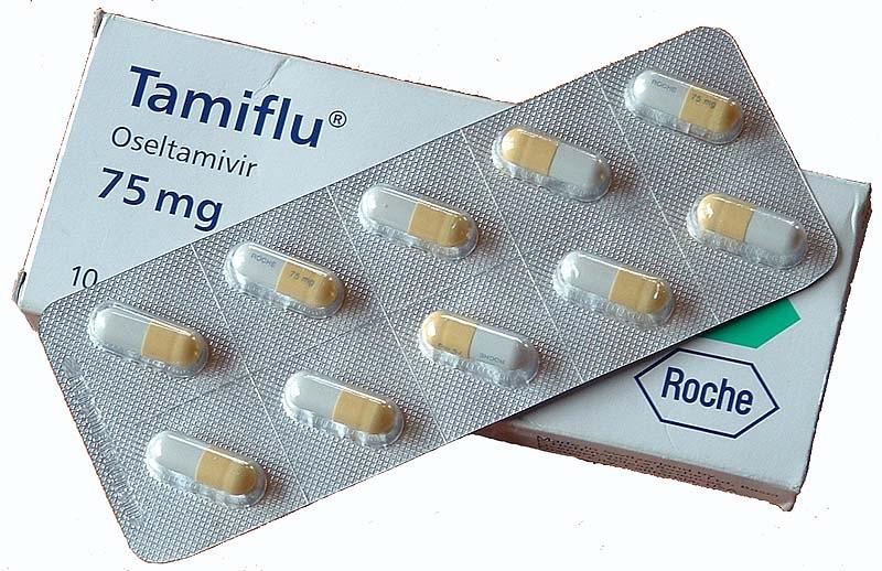 Tamiflu (PD)