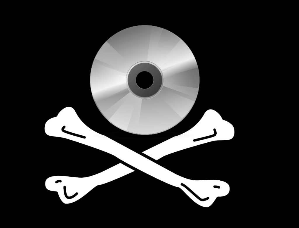 Video and Music Piracy (PD)