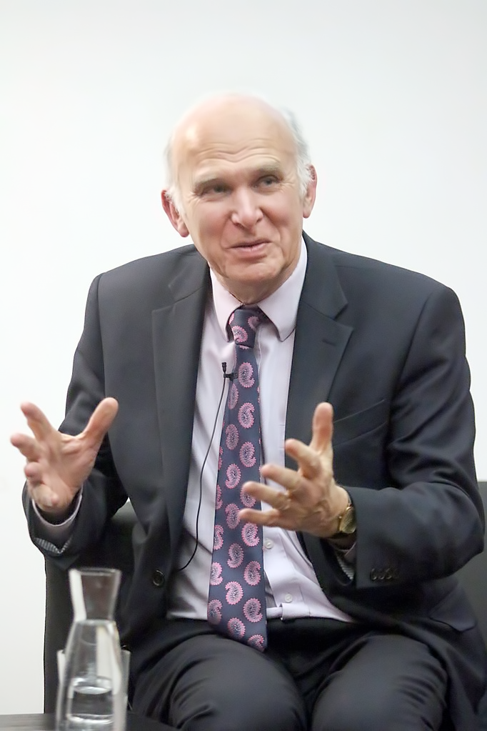 Vince Cable By University of Essex (CC-BY-2.0)