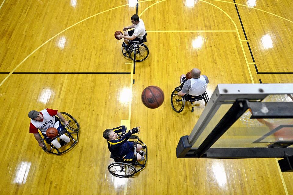 Wheelchair Basketball (PD)