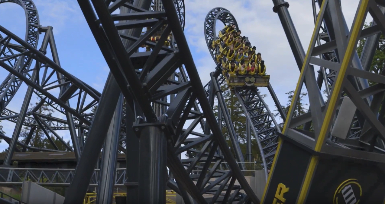 100 years of the Rollercoaster