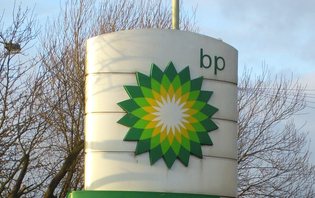 BP Petrol Station By Unisouth (CC-BY-3.0)