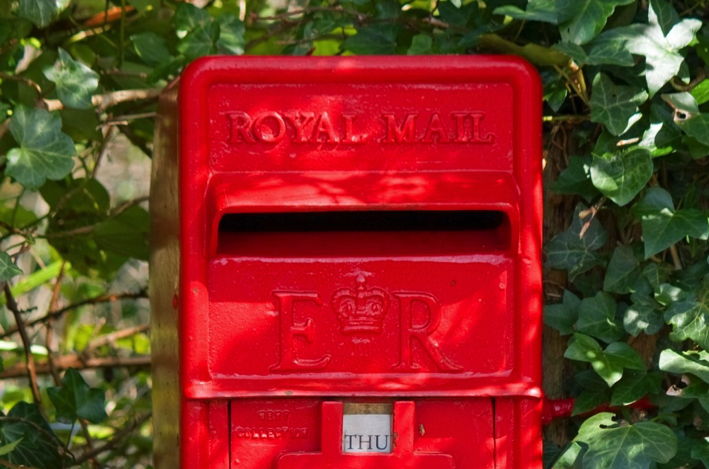 Royal Mail 1a (PD)