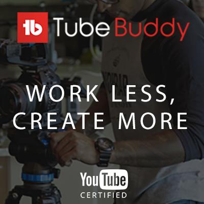 Tube Buddy 400x400