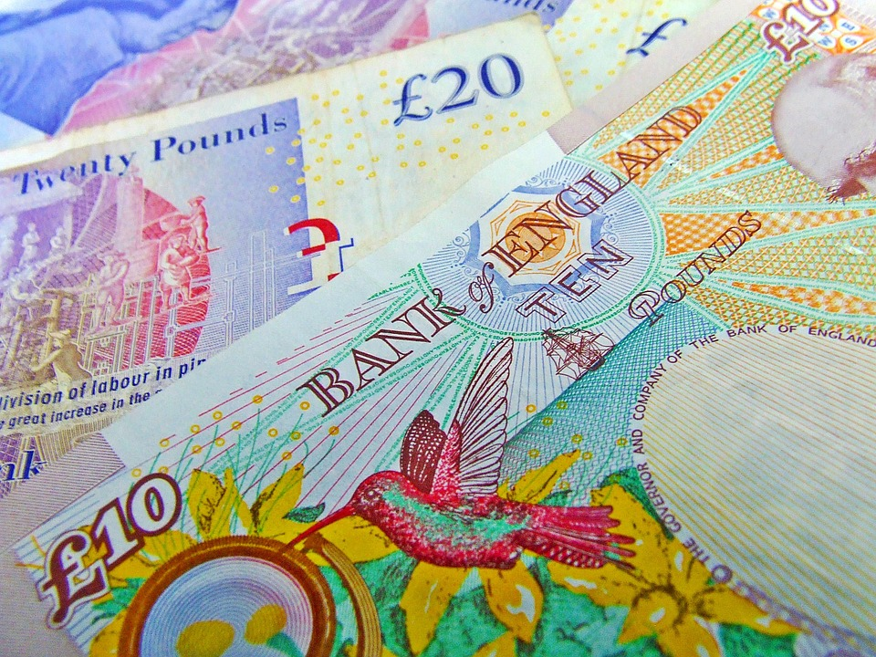 GBP/USD Rescued By Stronger Wages Data, Buying Support Limited