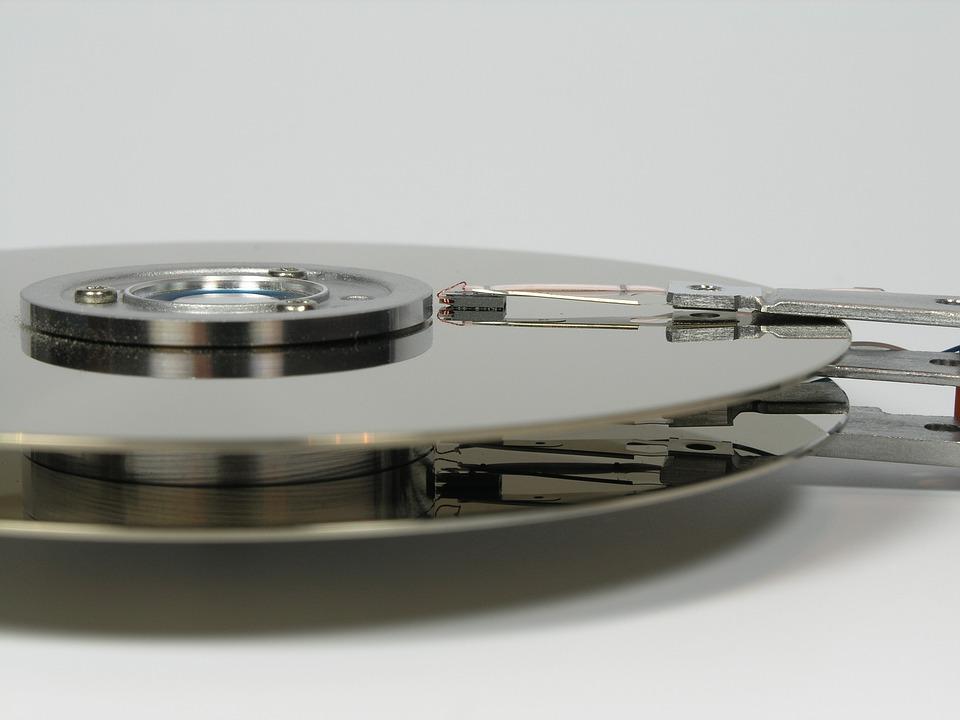 Computer Hard Drive (PD)