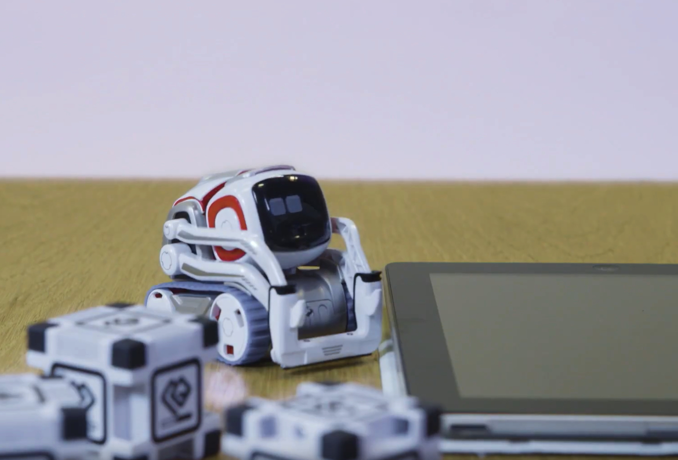 Cozmo - the robot companion playpal