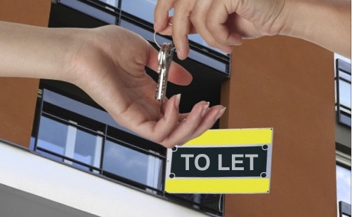 Flat to let 2 (PD)