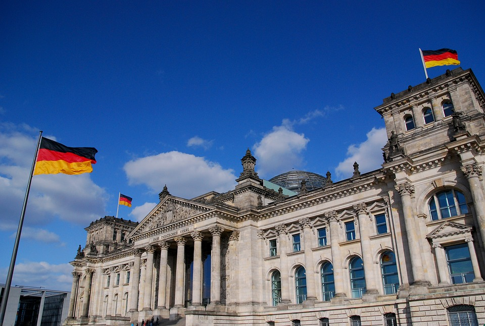 Reichstag Building (PD)