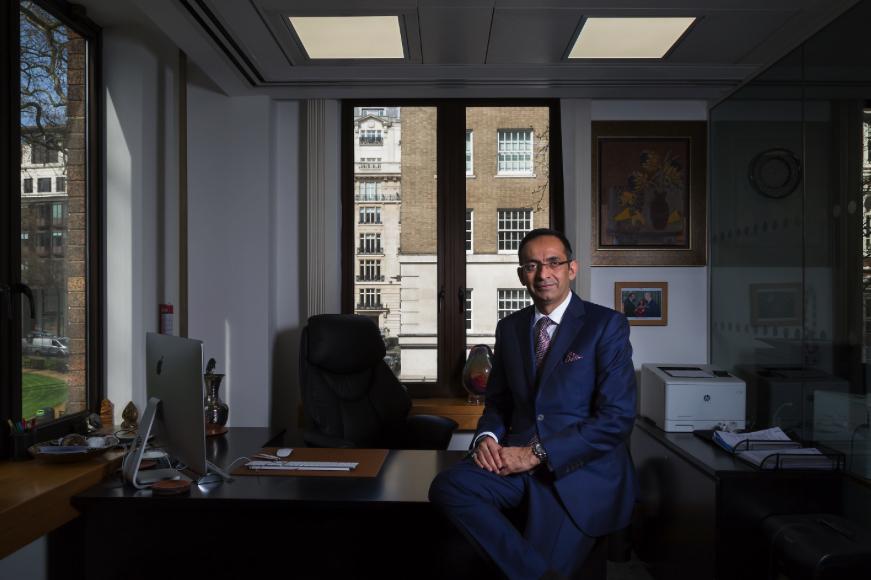MFS CEO Paresh Raja