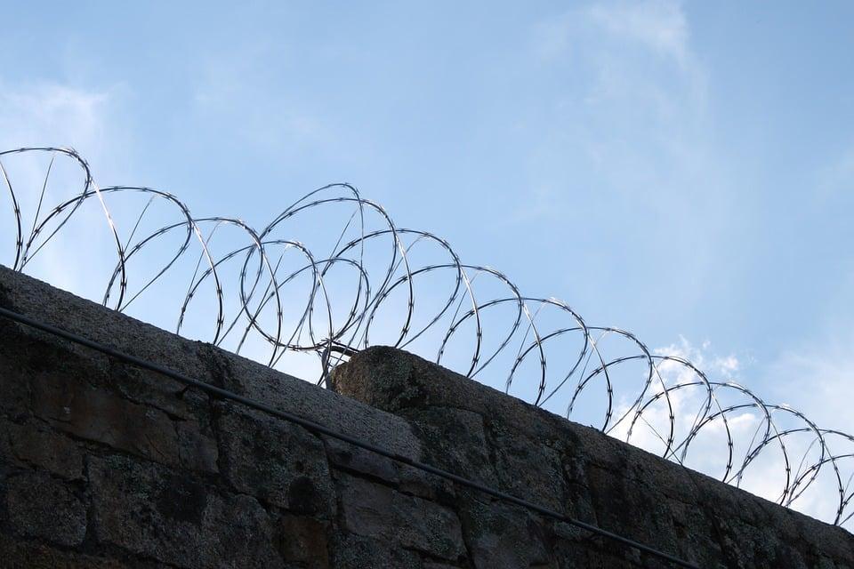 Prison Wall (PD)