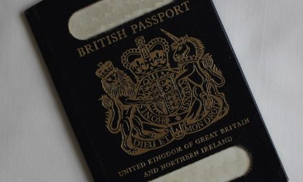 UK Blue Passports to be Made in France