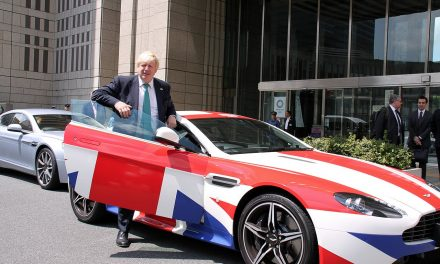 Boris Johnson has a go at the BBC!