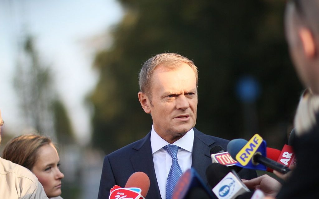 Donald Tusk rejects Theresa May's Brexit vision!