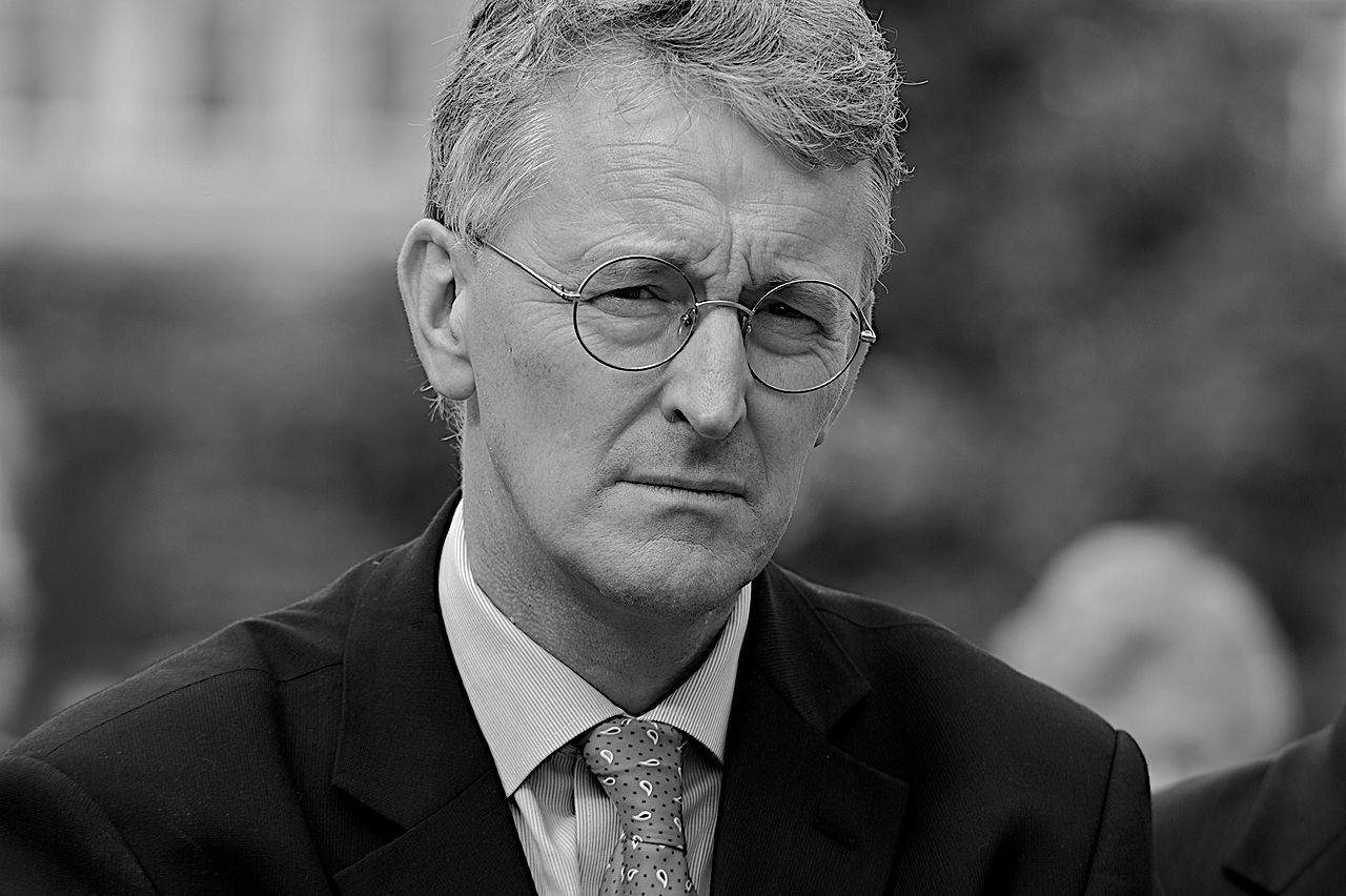 Hilary Benn By Steve Punter (CC-BY-SA-2.0)