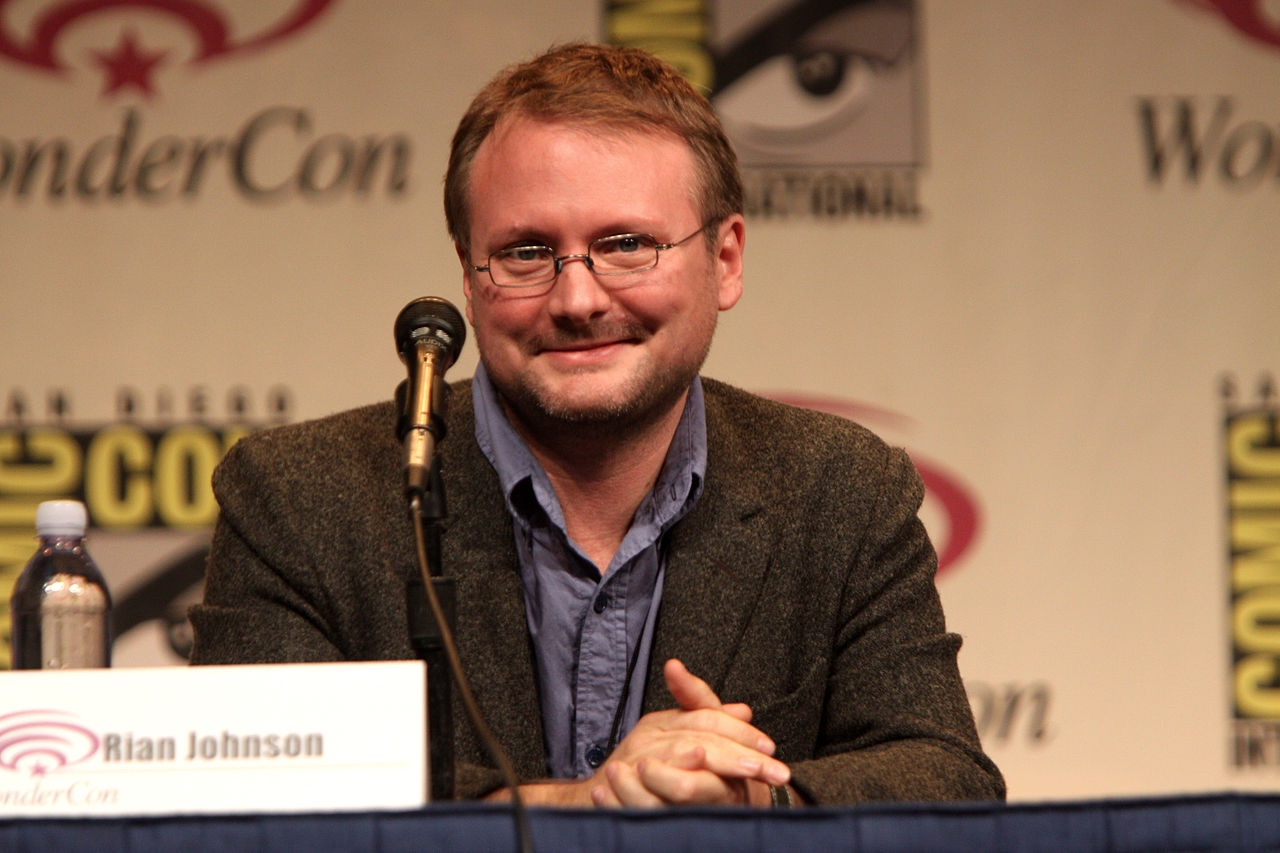 Rian Johnson By Gage Skidmore (CC-BY-SA-2.0)