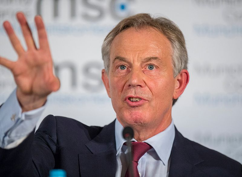 Tony Blair by Marc Muller (CC-BY-3.0-DE)