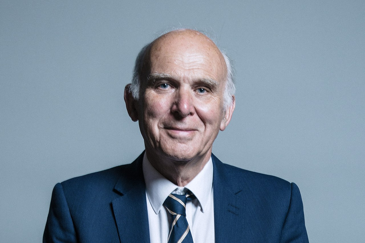 Vince Cable By Chris McAndrew (CC-BY-3.0)