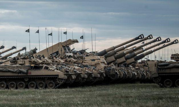 EU Wants Control of Brexit Defences