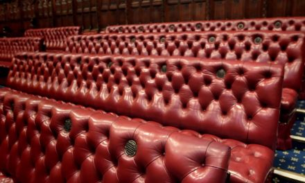 Lords Attack Democracy