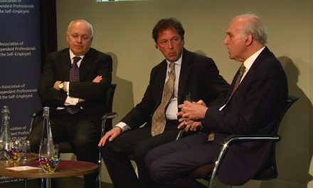 Iain Duncan-Smith and Sir Vince Cable debate Brexit!