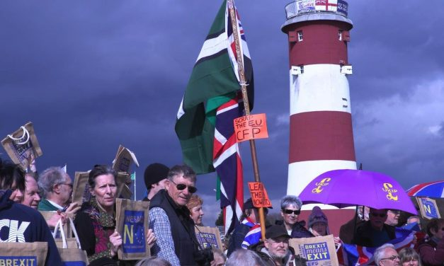 'Unite to Fight': Fishermen Encouraged to Stand Together for a Better Brexit Deal