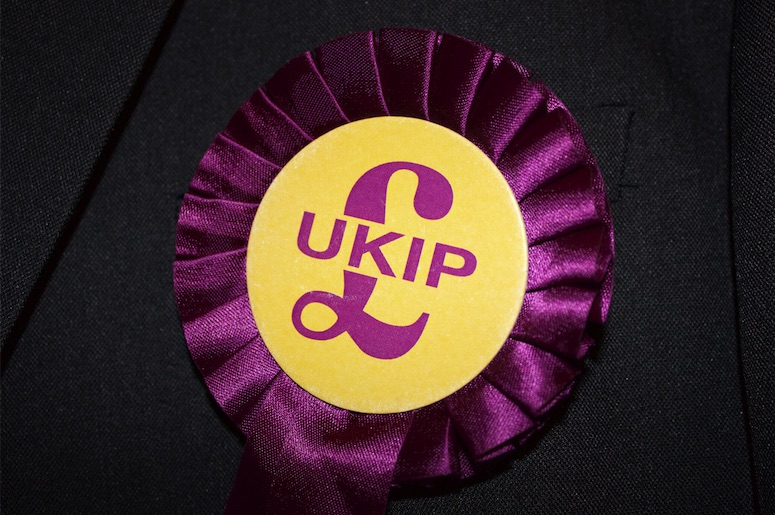 UKIP Bounces Back!
