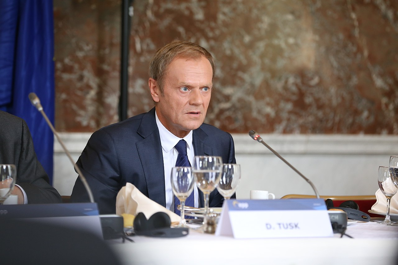 Donald Tusk By EPP (CC-BY-2.0)