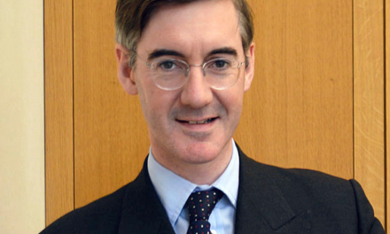 Jacob Rees-Mogg Educates Nick Clegg on Trade
