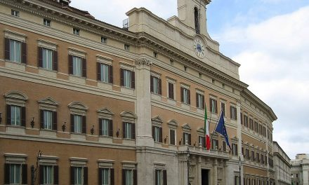 The Italian Job – is to Deliver Democracy!