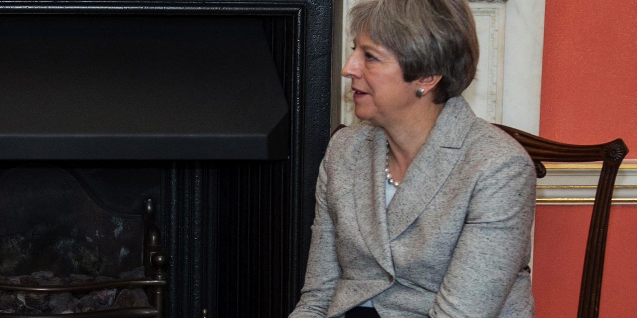 Theresa May Blasted for Customs Union Climb-Down