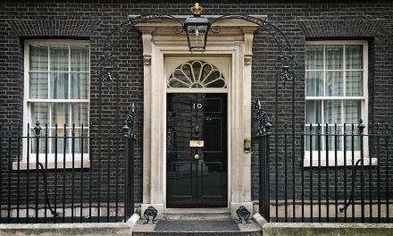 PM Gets Letter Saying – Get Tough Theresa!