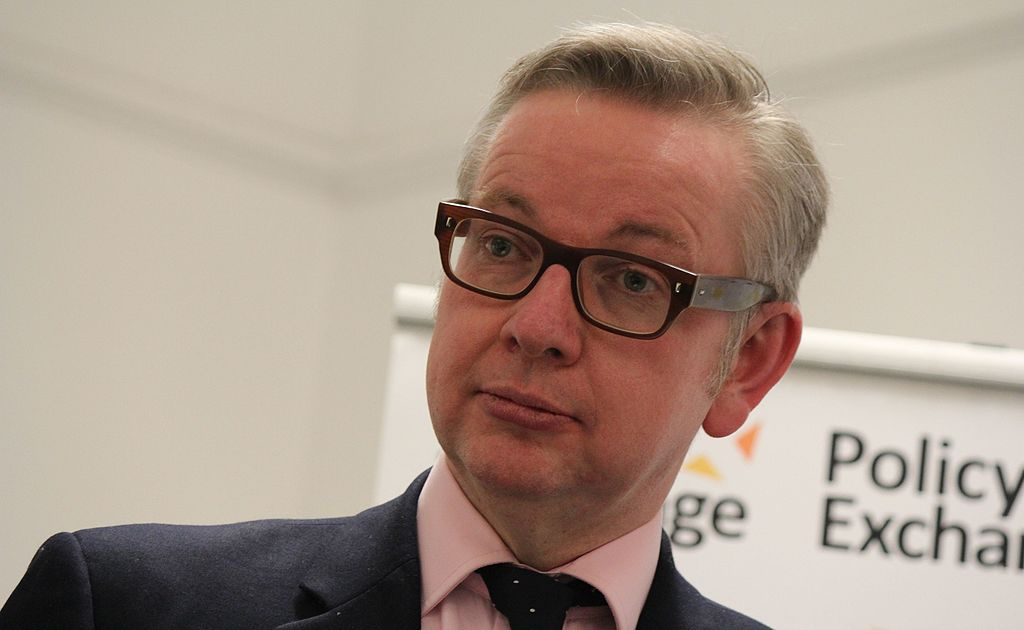 Michael Gove Tears Up Theresa May's Plans!