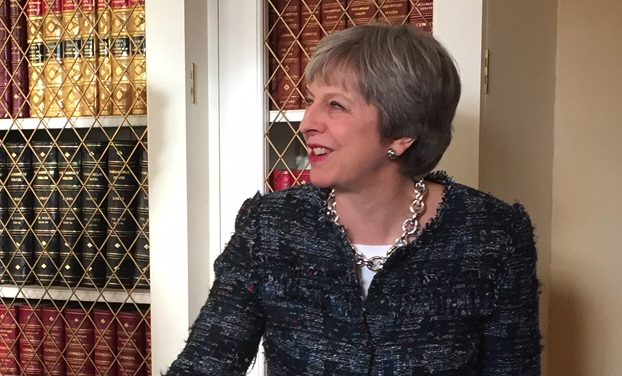 Theresa May Off The Hook – For Now!