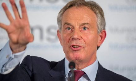 Tony Blair says Brexit could be delayed