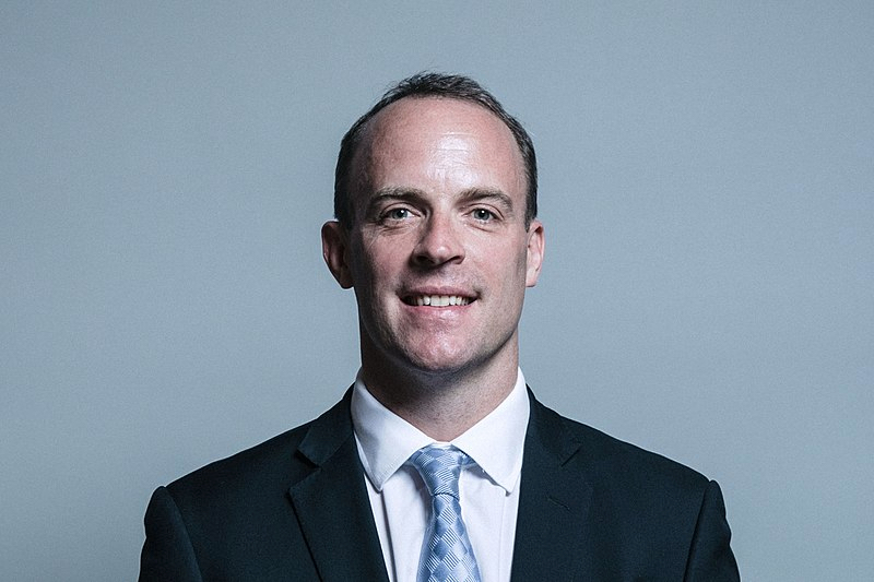 No Trade Deal, No £39 Bn Says Dominic Raab