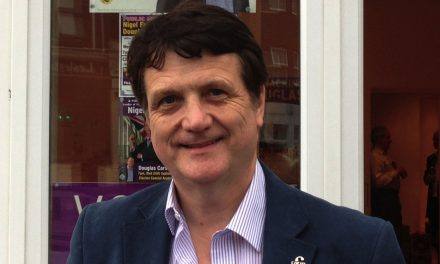 Surrendering to the EU says Batten