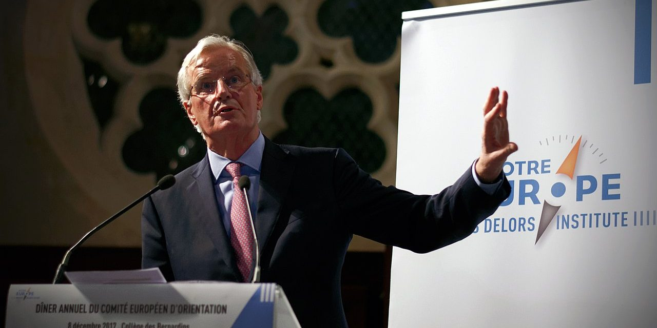 We're 80% There With Brexit Says Barnier