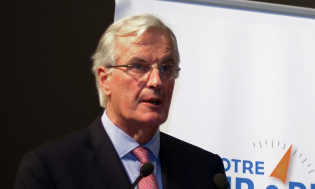 Barnier says Chequers Deal opens up EU to Fraud