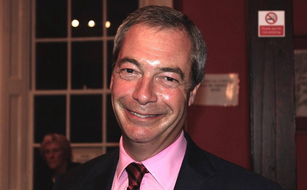 Nigel Farage says he Could Still Return to Frontline Politics