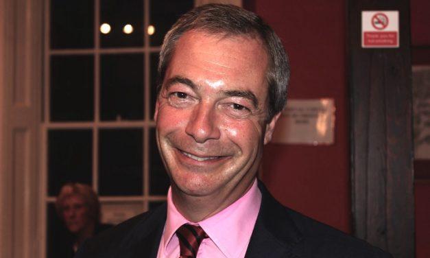 Nigel Farage says he Could Still Return to Frontline Politics
