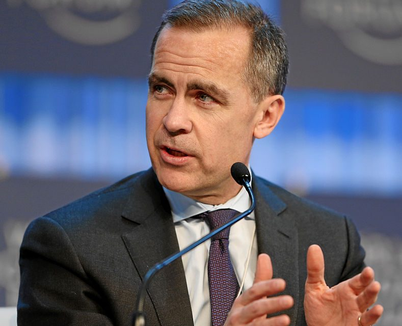 No Deal Brexit Risk 'Uncomforably High' Says Carney